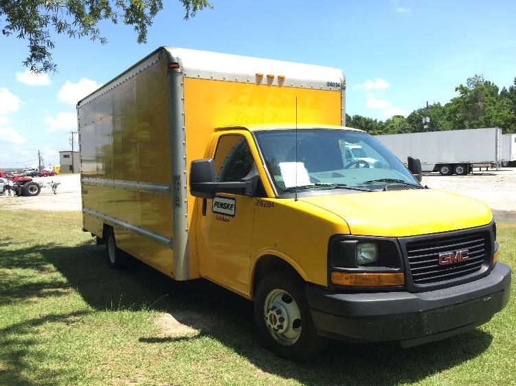 Light Duty Box Truck-Light and Medium Duty Trucks-GMC-2012-Savana G33903-GARDEN CITY-GA-122,869 miles-$13,500