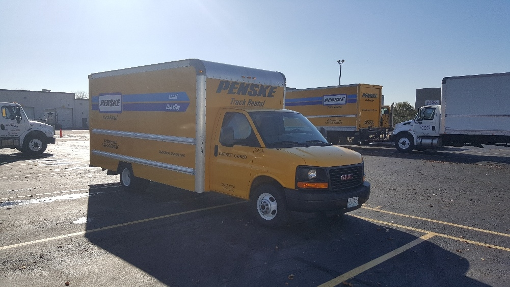 Light Duty Box Truck-Light and Medium Duty Trucks-GMC-2012-Savana G33903-EARTH CITY-MO-130,190 miles-$13,250