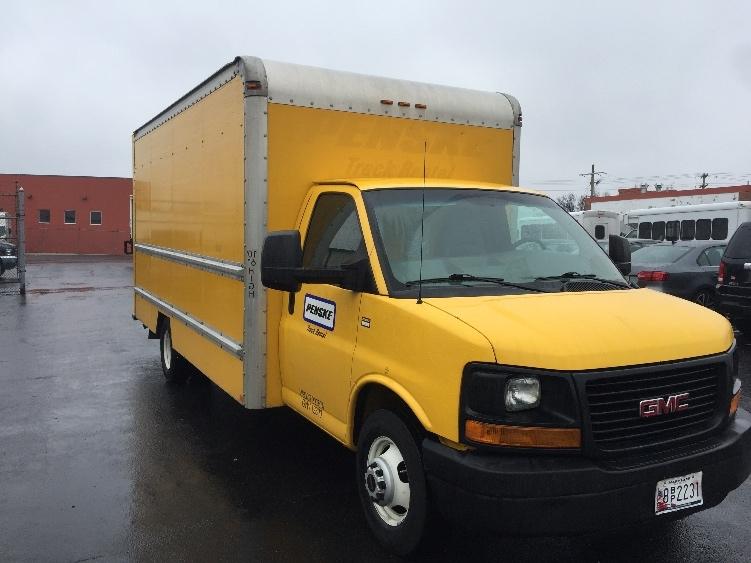 Light Duty Box Truck-Light and Medium Duty Trucks-GMC-2012-Savana G33903-CAPITOL HEIGHTS-MD-128,976 miles-$13,250