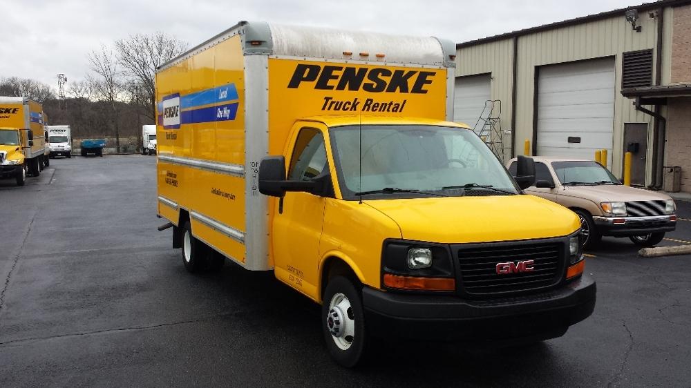 Light Duty Box Truck-Light and Medium Duty Trucks-GMC-2012-Savana G33903-COOKEVILLE-TN-173,660 miles-$11,250