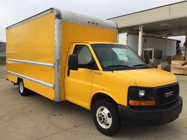 Light Duty Box Truck-Light and Medium Duty Trucks-GMC-2012-Savana G33903-WARREN-MI-112,447 miles-$13,000