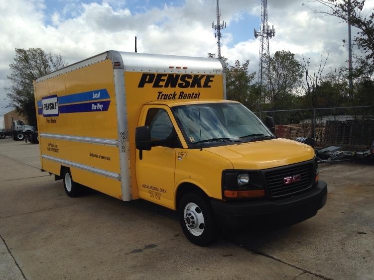 Light Duty Box Truck-Light and Medium Duty Trucks-GMC-2012-Savana G33903-MEMPHIS-TN-134,551 miles-$12,500