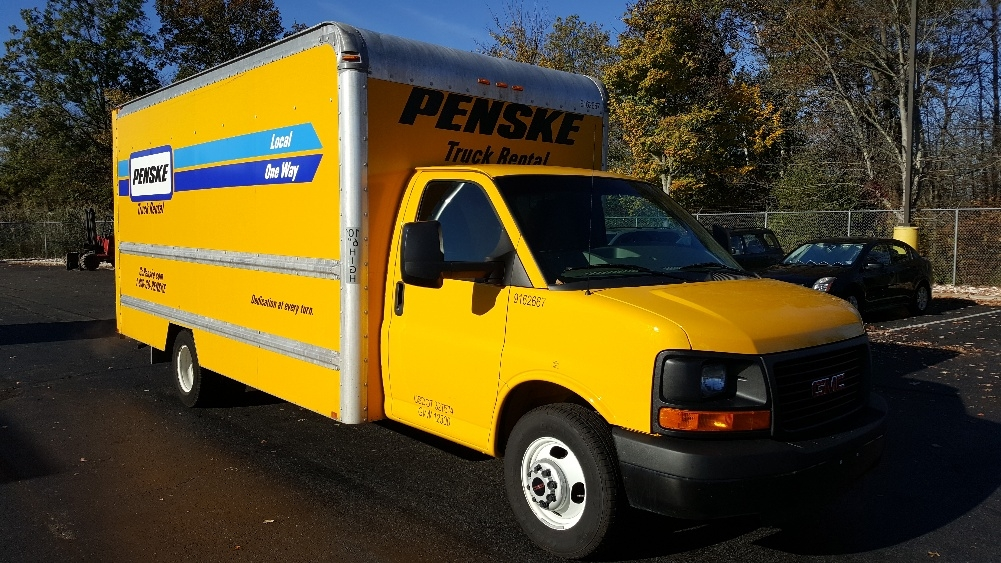 Light Duty Box Truck-Light and Medium Duty Trucks-GMC-2012-Savana G33903-NORTH BERGEN-NJ-96,258 miles-$15,250