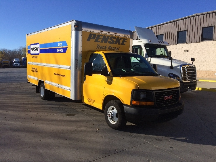 Light Duty Box Truck-Light and Medium Duty Trucks-GMC-2012-Savana G33903-INDIANAPOLIS-IN-121,679 miles-$14,000
