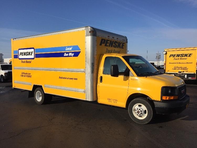 Light Duty Box Truck-Light and Medium Duty Trucks-GMC-2012-Savana G33903-ROCHESTER-NY-110,984 miles-$13,000
