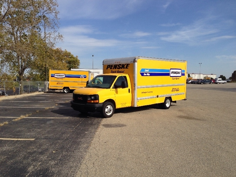 Light Duty Box Truck-Light and Medium Duty Trucks-GMC-2012-Savana G33903-SOUTH HOLLAND-IL-105,437 miles-$14,500