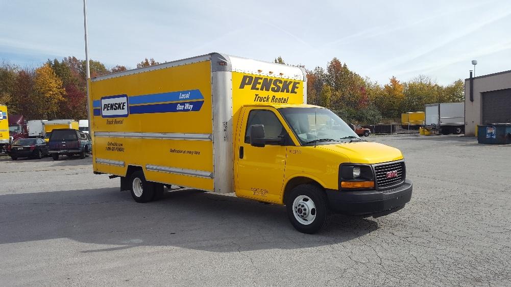 Light Duty Box Truck-Light and Medium Duty Trucks-GMC-2012-Savana G33903-YOUNGSTOWN-OH-119,878 miles-$13,250