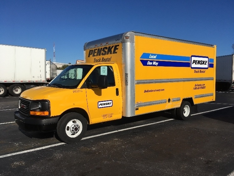 Light Duty Box Truck-Light and Medium Duty Trucks-GMC-2012-Savana G33903-ORLANDO-FL-98,516 miles-$16,000