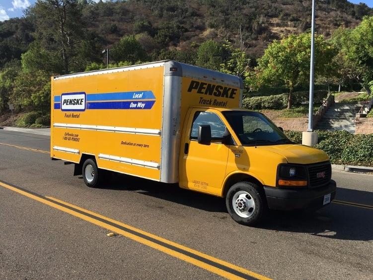 Light Duty Box Truck-Light and Medium Duty Trucks-GMC-2012-Savana G33903-LA MIRADA-CA-85,462 miles-$18,000