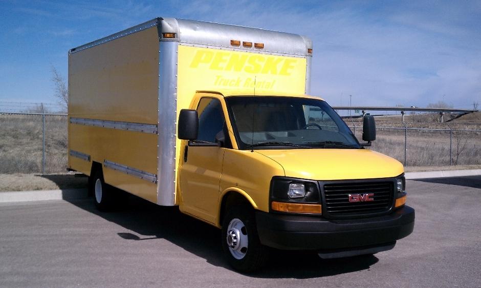 Light Duty Box Truck-Light and Medium Duty Trucks-GMC-2012-Savana G33903-FORT WORTH-TX-120,949 miles-$13,750