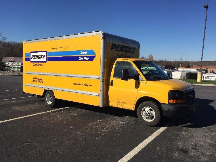 Light Duty Box Truck-Light and Medium Duty Trucks-GMC-2012-Savana G33903-MONTGOMERY-NY-107,268 miles-$14,500