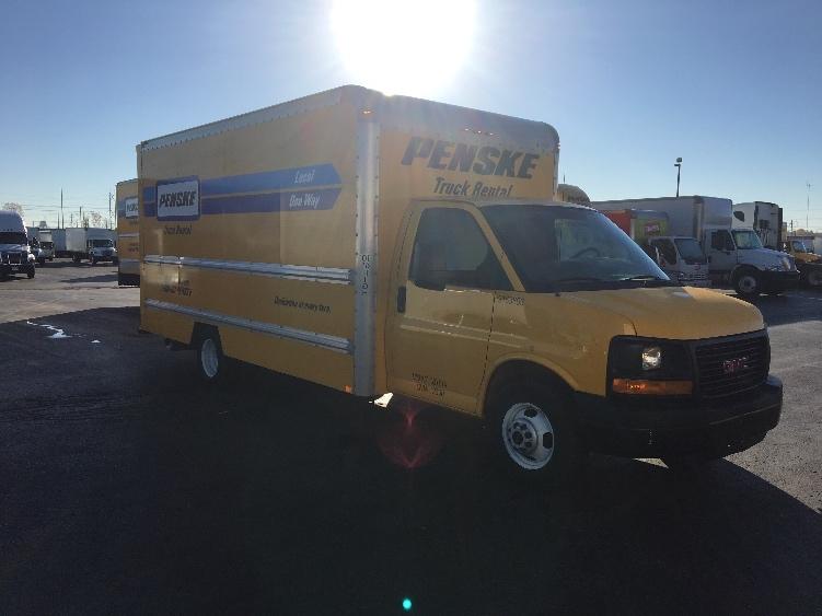 Light Duty Box Truck-Light and Medium Duty Trucks-GMC-2012-Savana G33903-READING-PA-115,132 miles-$14,750