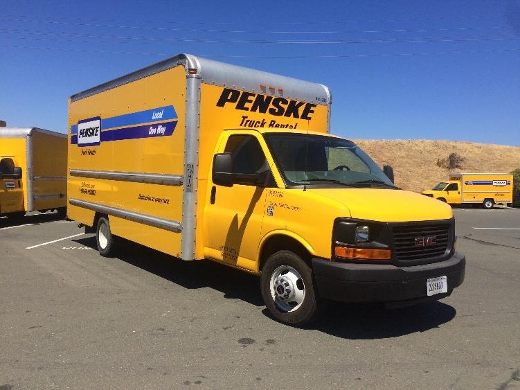 Light Duty Box Truck-Light and Medium Duty Trucks-GMC-2012-Savana G33903-WEST SACRAMENTO-CA-85,378 miles-$17,000