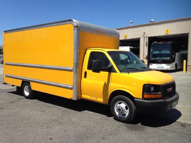 Light Duty Box Truck-Light and Medium Duty Trucks-GMC-2012-Savana G33903-WEST SACRAMENTO-CA-116,583 miles-$14,000