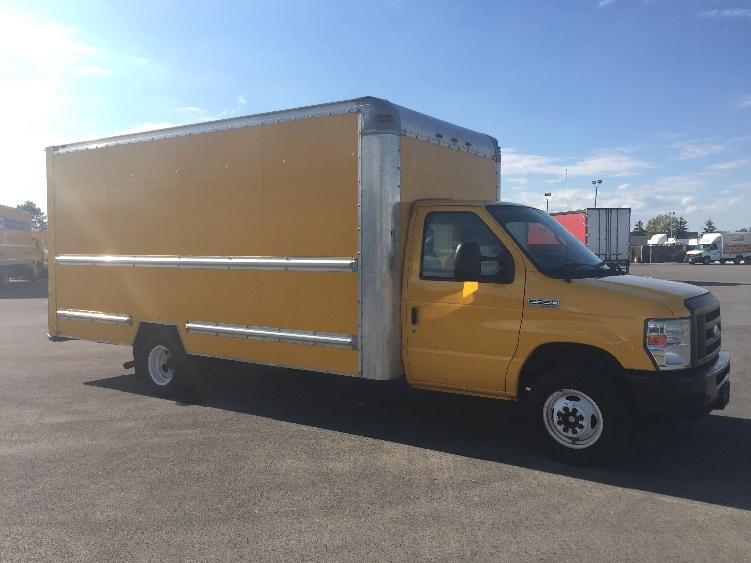 Light Duty Box Truck-Light and Medium Duty Trucks-Ford-2012-E350-COLUMBUS-OH-128,632 miles-$11,500