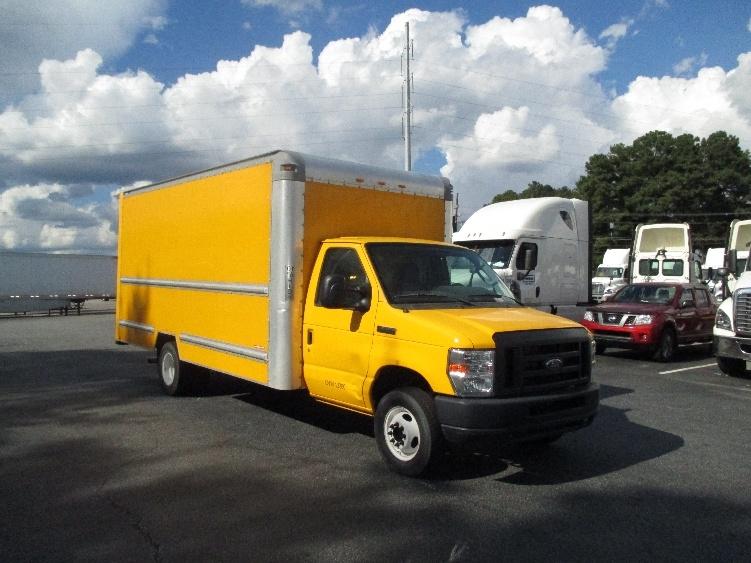 Light Duty Box Truck-Light and Medium Duty Trucks-Ford-2012-E350-SPARTANBURG-SC-123,858 miles-$12,000