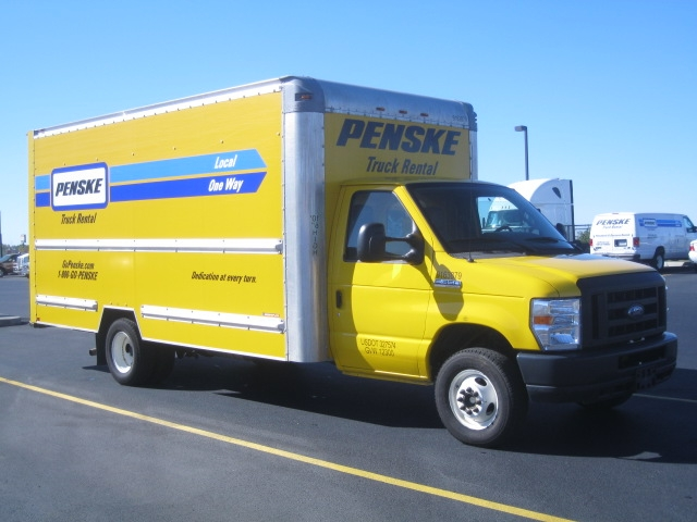 Light Duty Box Truck-Light and Medium Duty Trucks-Ford-2012-E350-DAVENPORT-IA-123,970 miles-$12,000