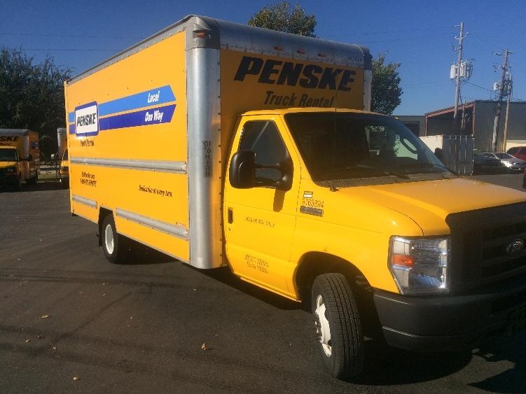 Light Duty Box Truck-Light and Medium Duty Trucks-Ford-2012-E350-SHREVEPORT-LA-113,352 miles-$14,250
