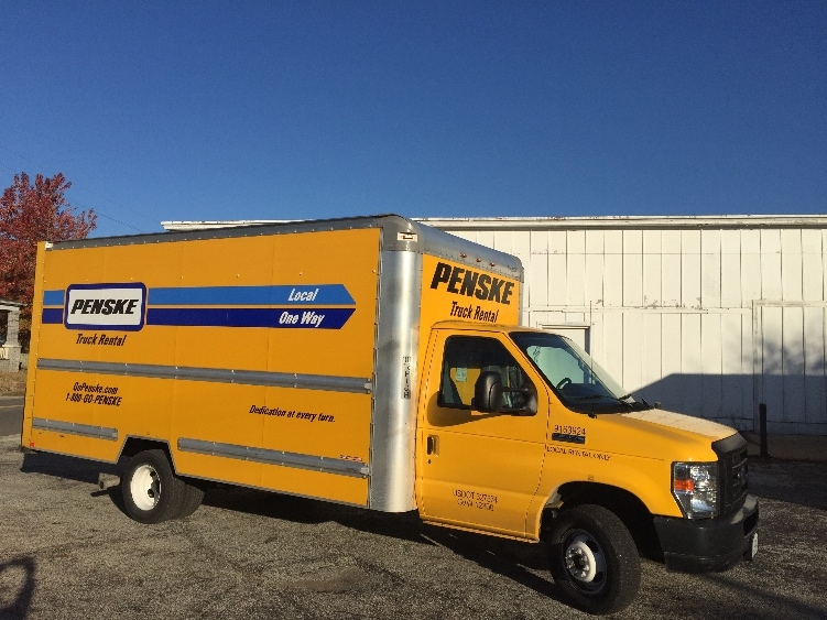 Light Duty Box Truck-Light and Medium Duty Trucks-Ford-2012-E350-KANSAS CITY-MO-128,046 miles-$13,250