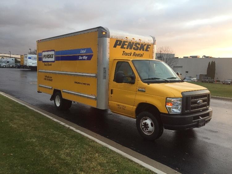 Light Duty Box Truck-Light and Medium Duty Trucks-Ford-2012-E350-DE PERE-WI-96,053 miles-$15,500