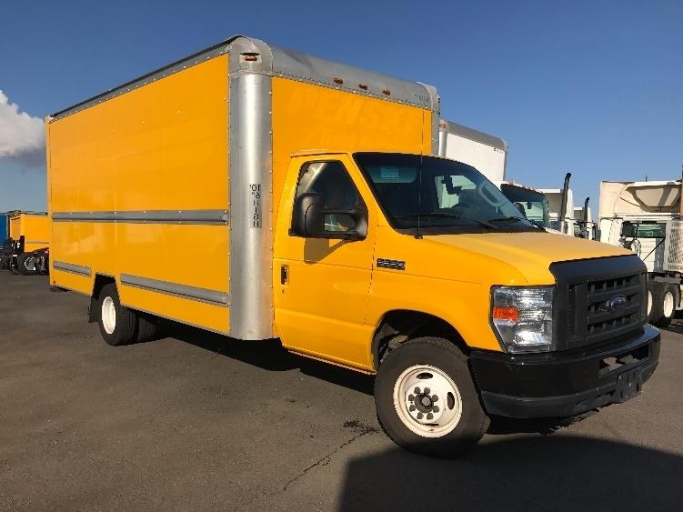Light Duty Box Truck-Light and Medium Duty Trucks-Ford-2012-E350-TORRANCE-CA-121,049 miles-$12,250