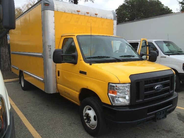 Light Duty Box Truck-Light and Medium Duty Trucks-Ford-2012-E350-SANTA CLARA-CA-139,666 miles-$12,500