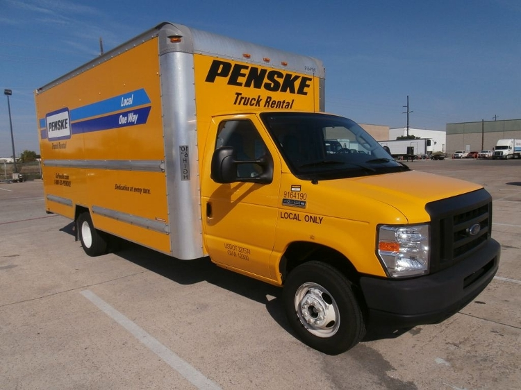 Light Duty Box Truck-Light and Medium Duty Trucks-Ford-2012-E350-GARLAND-TX-106,419 miles-$15,250