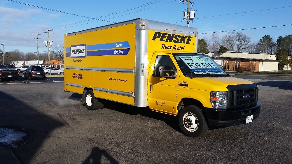 Light Duty Box Truck-Light and Medium Duty Trucks-Ford-2012-E350-CHESAPEAKE-VA-119,006 miles-$14,000