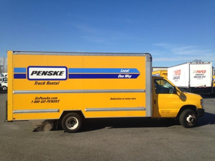 Light Duty Box Truck-Light and Medium Duty Trucks-Ford-2012-E350-CHESAPEAKE-VA-114,365 miles-$7,500