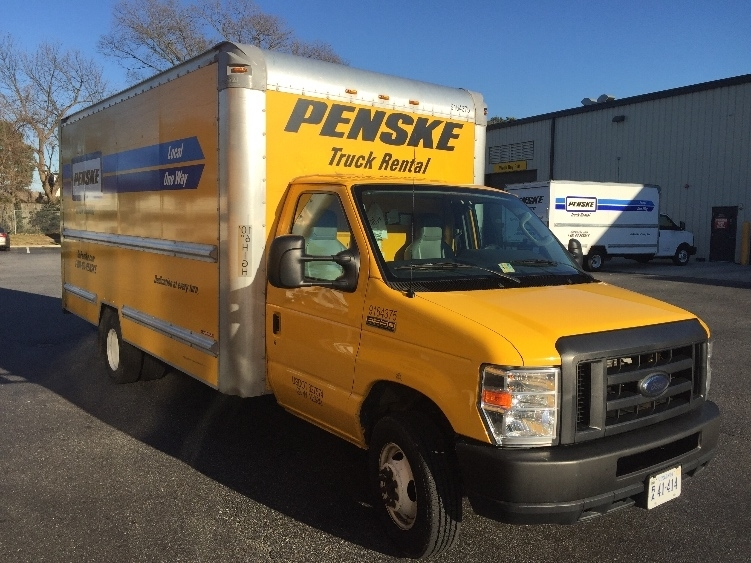 Light Duty Box Truck-Light and Medium Duty Trucks-Ford-2012-E350-CHESAPEAKE-VA-119,586 miles-$7,500