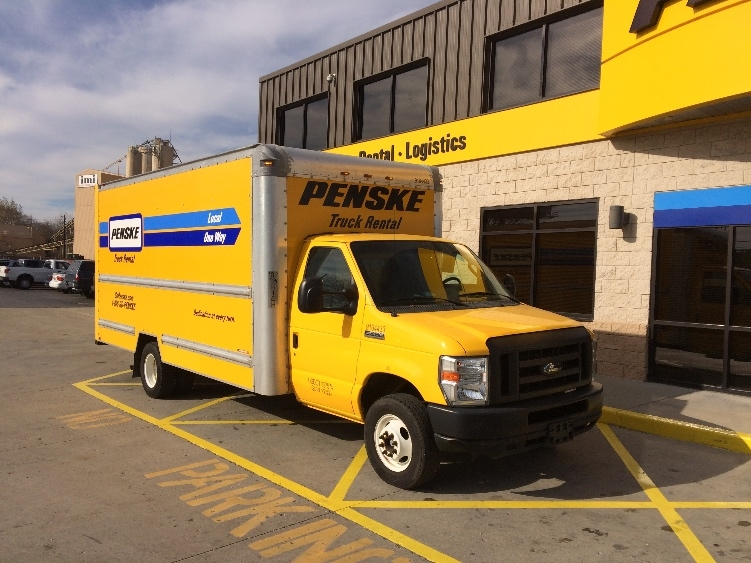 Light Duty Box Truck-Light and Medium Duty Trucks-Ford-2012-E350-INDIANAPOLIS-IN-124,872 miles-$12,000