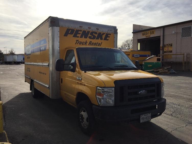 Light Duty Box Truck-Light and Medium Duty Trucks-Ford-2012-E350-LENEXA-KS-132,236 miles-$13,000