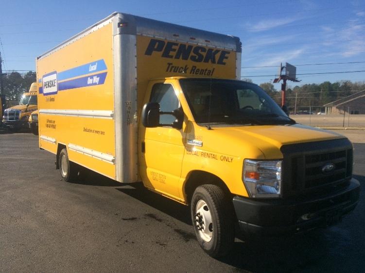 Light Duty Box Truck-Light and Medium Duty Trucks-Ford-2012-E350-SHREVEPORT-LA-98,270 miles-$16,500