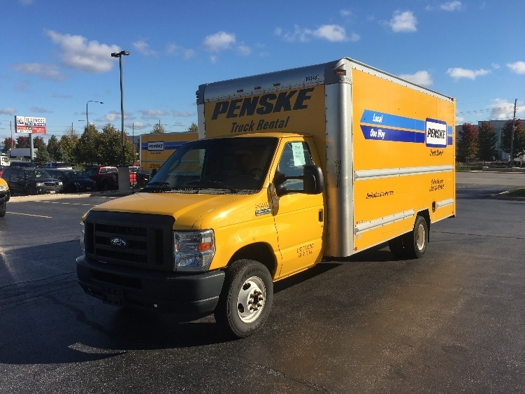 Light Duty Box Truck-Light and Medium Duty Trucks-Ford-2012-E350-ELK GROVE VILLAGE-IL-103,700 miles-$15,500