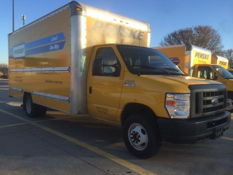 Light Duty Box Truck-Light and Medium Duty Trucks-Ford-2012-E350-DALLAS-TX-126,634 miles-$13,250