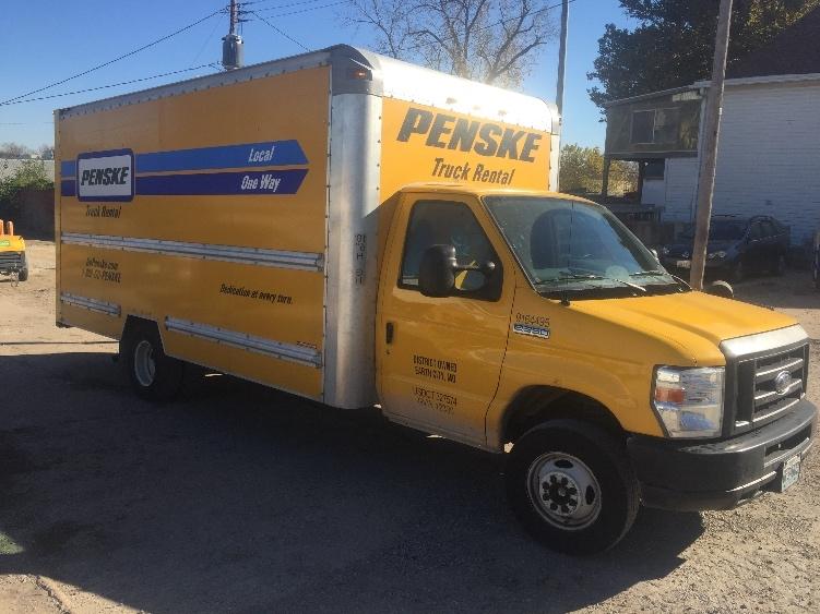 Light Duty Box Truck-Light and Medium Duty Trucks-Ford-2012-E350-SAINT LOUIS-MO-135,660 miles-$12,750