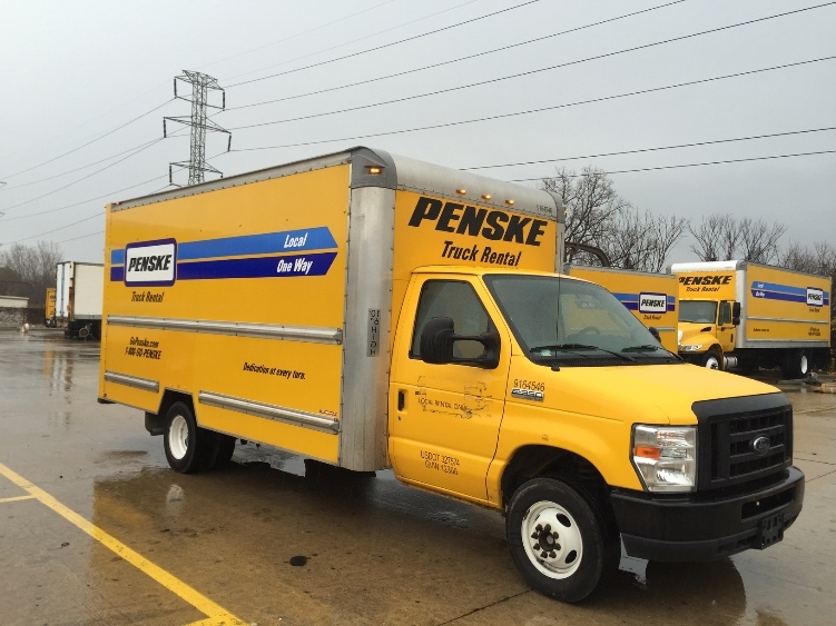 Light Duty Box Truck-Light and Medium Duty Trucks-Ford-2012-E350-ALLEN PARK-MI-105,220 miles-$6,500