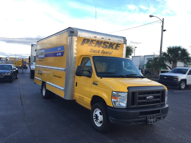 Light Duty Box Truck-Light and Medium Duty Trucks-Ford-2012-E350-ORLANDO-FL-120,138 miles-$12,500
