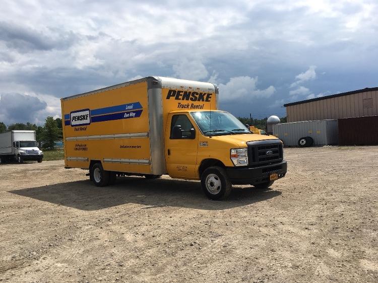 Light Duty Box Truck-Light and Medium Duty Trucks-Ford-2012-E350-ERIE-PA-112,306 miles-$15,000