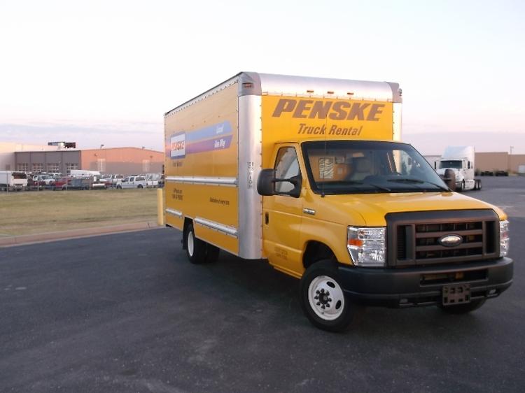 Light Duty Box Truck-Light and Medium Duty Trucks-Ford-2012-E350-DALLAS-TX-101,652 miles-$16,000