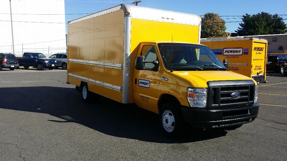 Light Duty Box Truck-Light and Medium Duty Trucks-Ford-2012-E350-MEDFORD-MA-120,753 miles-$12,250