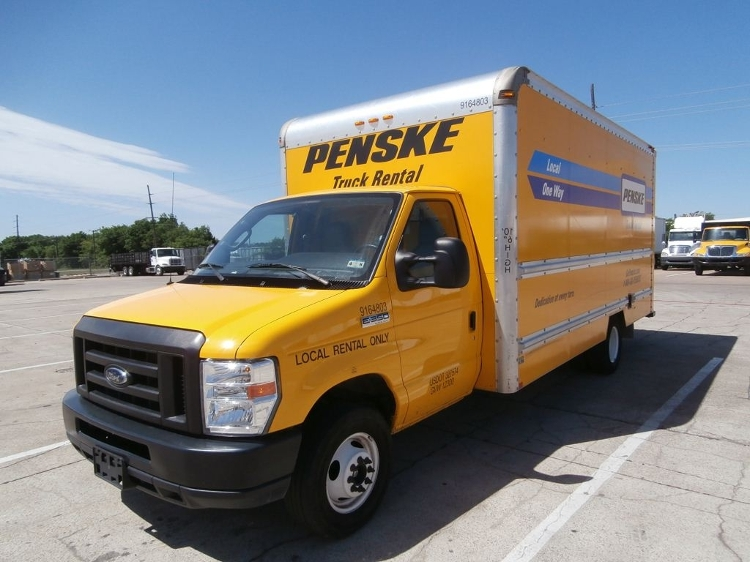 Light Duty Box Truck-Light and Medium Duty Trucks-Ford-2012-E350-GARLAND-TX-102,003 miles-$15,750