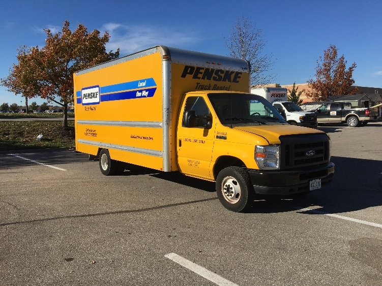 Light Duty Box Truck-Light and Medium Duty Trucks-Ford-2012-E350-KANSAS CITY-MO-77,103 miles-$18,250