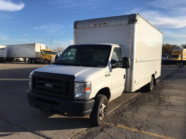 Light Duty Box Truck-Light and Medium Duty Trucks-Ford-2012-E350-OMAHA-NE-143,932 miles-$12,750