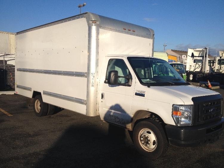 Light Duty Box Truck-Light and Medium Duty Trucks-Ford-2012-E350-TUKWILA-WA-127,208 miles-$15,500