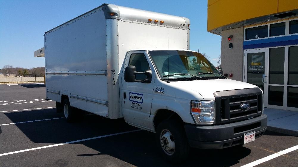 Light Duty Box Truck-Light and Medium Duty Trucks-Ford-2012-E350-FITCHBURG-MA-103,044 miles-$18,250