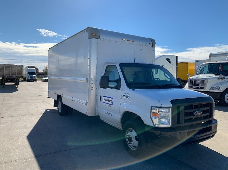 Light Duty Box Truck-Light and Medium Duty Trucks-Ford-2012-E350-GRAND RAPIDS-MI-108,692 miles-$18,000