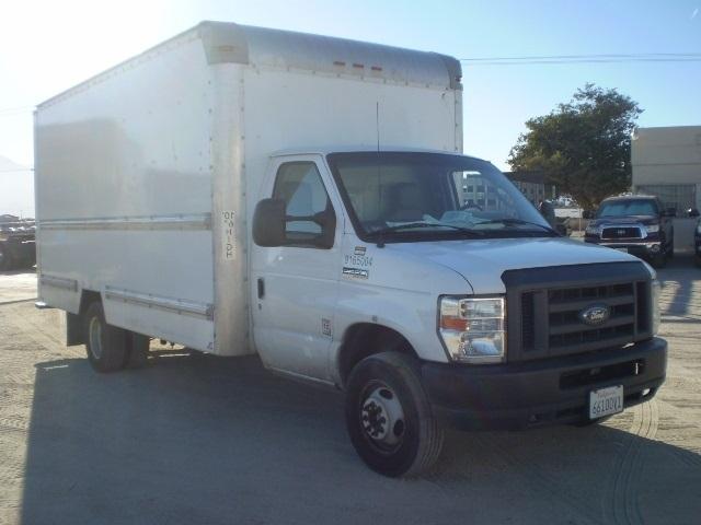 Light Duty Box Truck-Light and Medium Duty Trucks-Ford-2012-E350-TORRANCE-CA-121,334 miles-$17,000