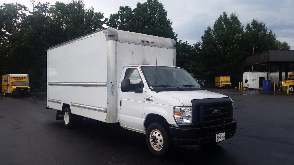 Light Duty Box Truck-Light and Medium Duty Trucks-Ford-2012-E350-SALEM-VA-110,097 miles-$15,250