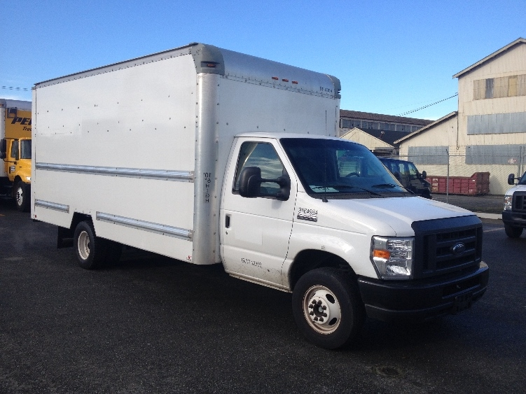 Light Duty Box Truck-Light and Medium Duty Trucks-Ford-2012-E350-SEATTLE-WA-115,380 miles-$16,500